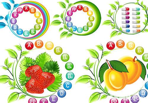 各种维生素之间都存在一个平衡的关系