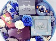 吴奇隆刘诗诗新婚伴手礼盒中的花语解析