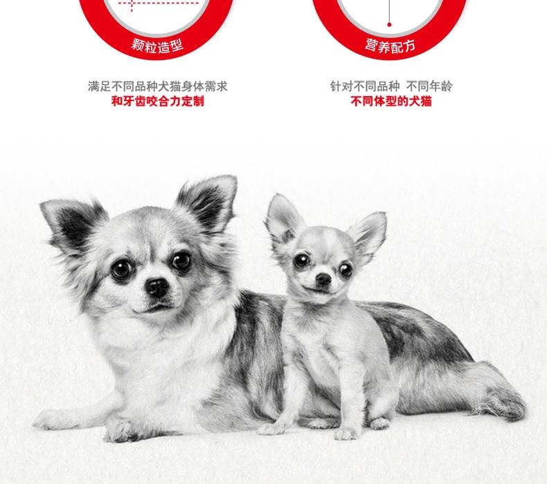 法国皇家ROYAL CANIN CC成犬粮狗粮 8kg