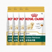 法国皇家ROYAL CANIN 金毛用幼犬粮14kg(3.5kg*4) AGR29