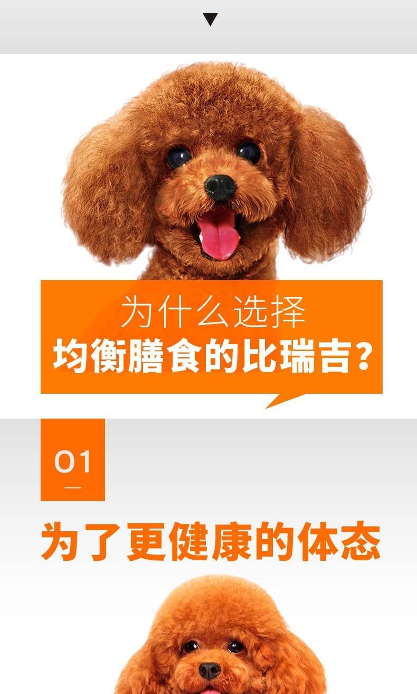 比瑞吉 俱乐部全犬种幼犬粮 1.6kg