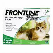 福来恩猫用增效灭虱滴剂0.5ml