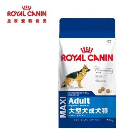 法国皇家ROYAL CANIN 大型犬成犬粮15kg GR26 小图 (0)