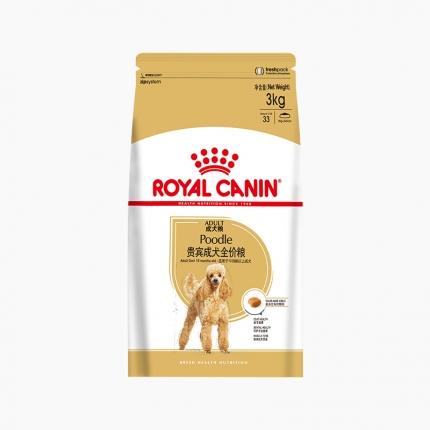 娉��界��瀹�ROYAL CANIN 娉拌开璐靛�炬����绮�涓��ㄧ��绮� 3kg