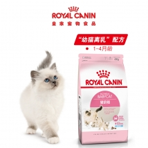 法国皇家ROYAL CANIN 1-4个月幼猫粮400g BK34