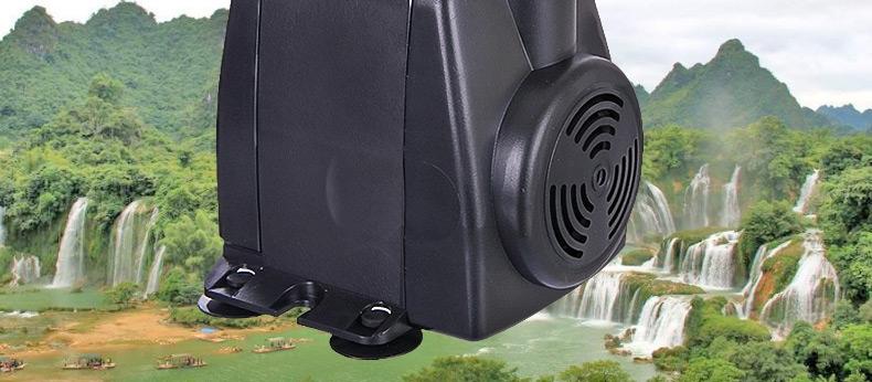 森森 多功能潜水泵 HJ-741