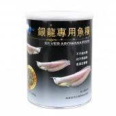 水亿方高级银龙鱼粮400g