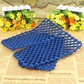 质量PVC兔子/天竺鼠脚垫单块可拼接150g