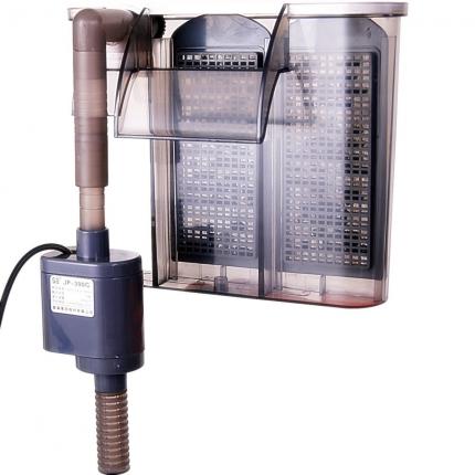 森森 超薄壁挂式过滤器HBL-302/303/HBL-402/403/501瀑布过滤泵