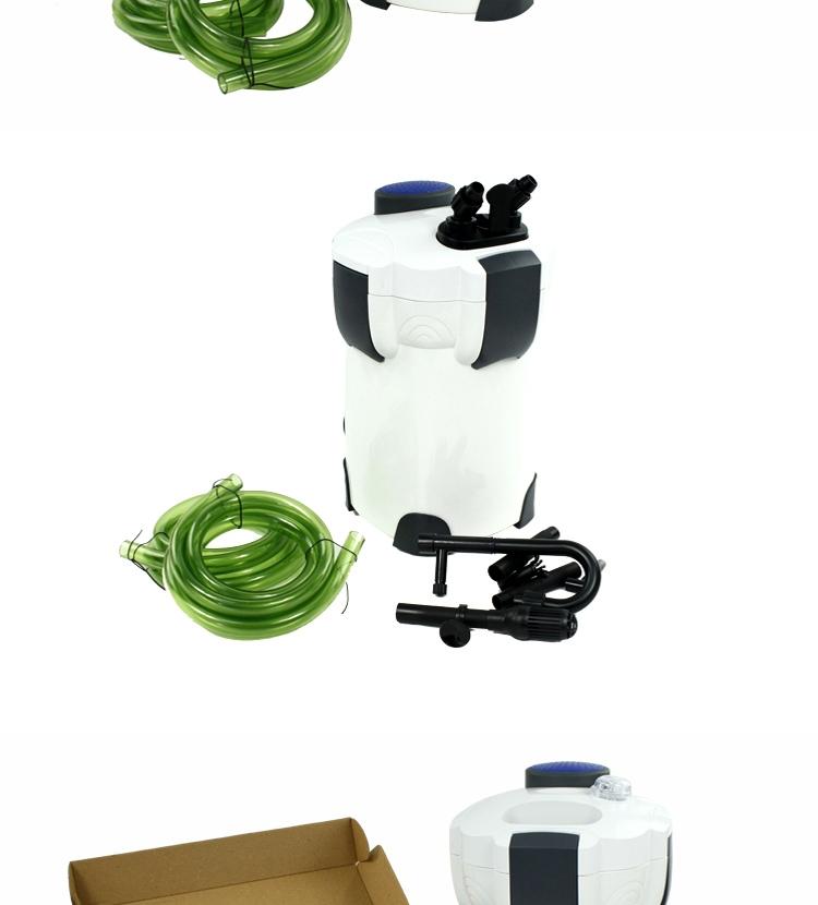 森森 鱼缸外置过滤桶HW-303B带UV紫外线菌灯 1.2m以内鱼缸适用