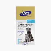 MAG 犬貓用關節生黃金版骨骼寶關節舒寵物關節靈 60片 修復骨折鈣片
