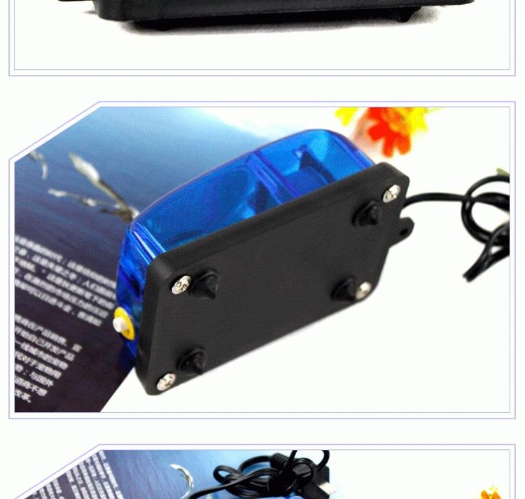 松宝双水族鱼缸气泵增氧泵充氧泵冲氧泵加氧泵