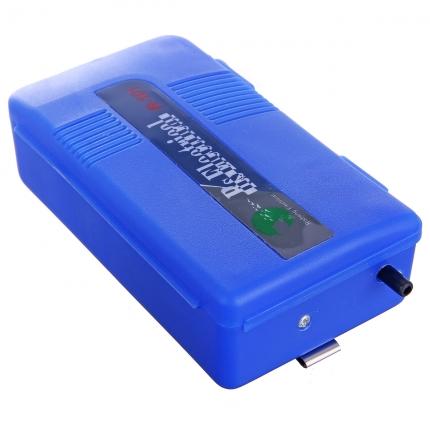 日胜 便携式应急干电池增氧泵/氧气泵1.5w 小图 (0)