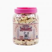 它它TouchDog 杂锦罐装磨牙防口臭饼干1kg  狗零食