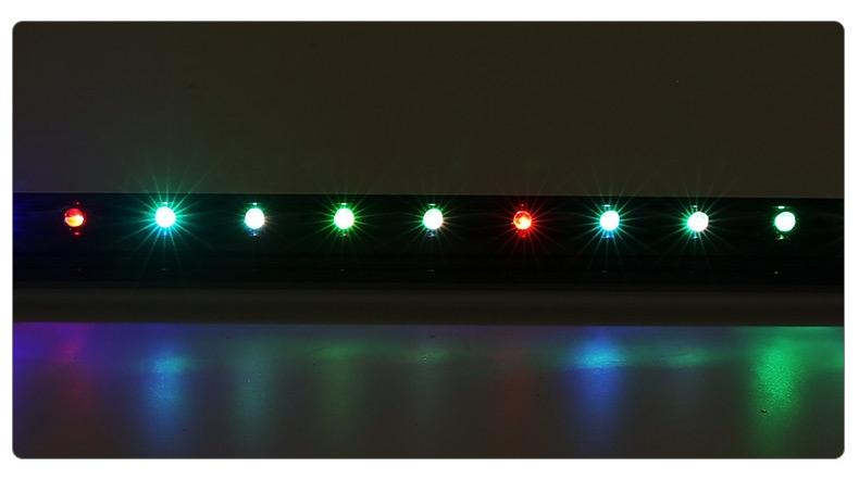 西龙LED气泡条潜水灯 鱼缸装饰照明灯