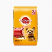 寶路Pedigree 牛肉肝蔬菜及谷物中小型成犬糧 7.5kg