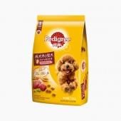 寶路Pedigree 牛肉肝蔬菜中小型成犬糧 7.5kg