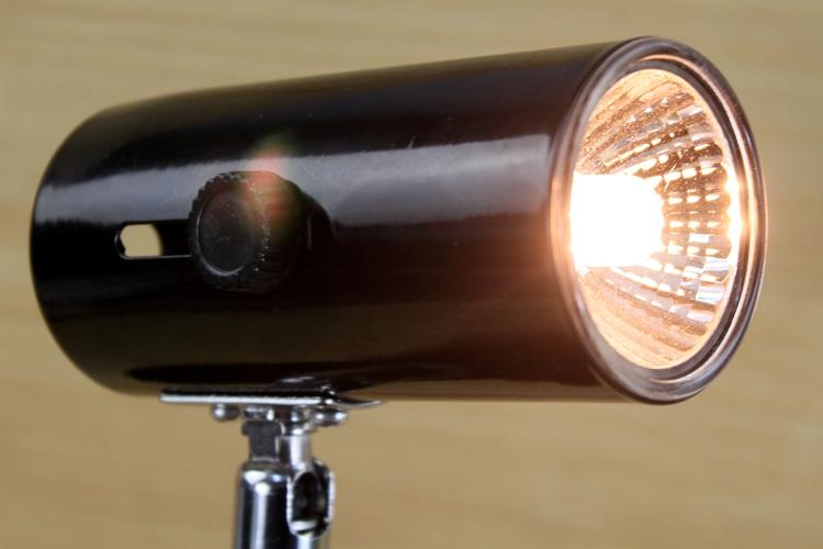 宠物灯夹加热灯座太阳灯晒台养乌龟缸加温带开关nw02