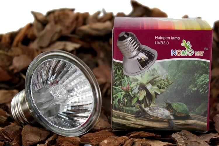 爬虫箱全光谱加温灯UVB3.0 25W-nl01