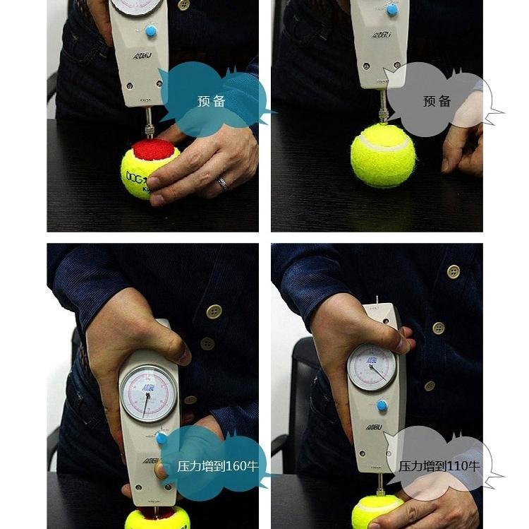 Kyjen酷极 超耐咬网球训导玩具 狗玩具单支