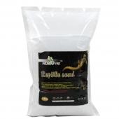 诺摩爬虫专用垫材蜥蜴蜘蛛爬沙陆龟沙1.8kg白色-ND01
