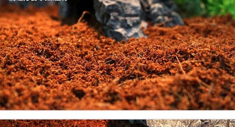 诺摩陆龟冬眠无菌土底材黄缘龟蜘蛛椰土垫材650g-ND06