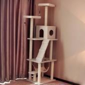 斑卓 网上赌博网用品 猫爬架BT-18019 猫玩具
