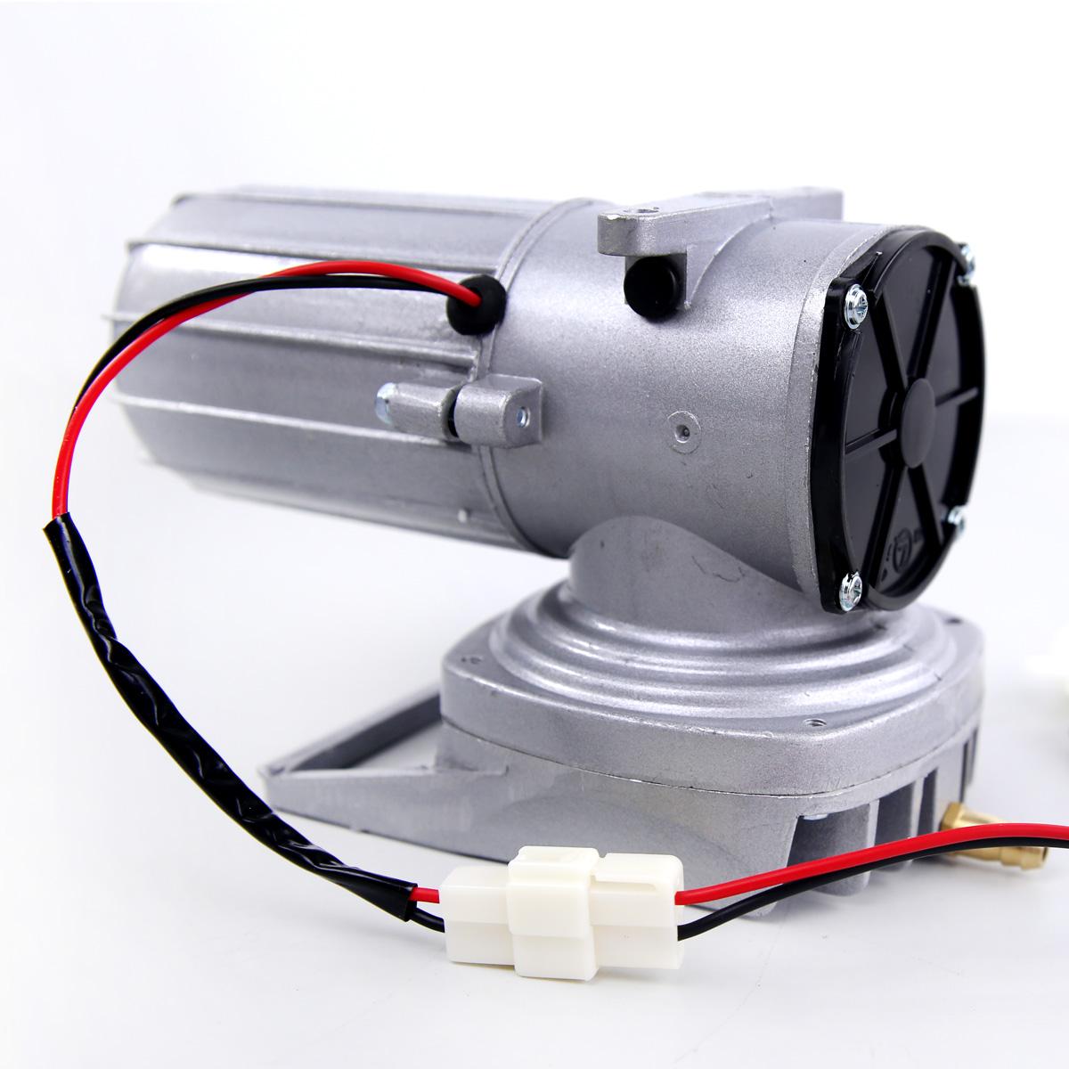 博宇空气压缩机直流可移动电瓶氧气泵增氧泵