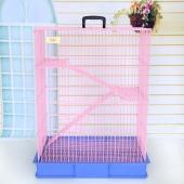 中盈高品质龙猫笼 龙猫别墅 3层龙猫大笼子 魔王松鼠笼