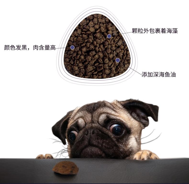 BOTH N3小型犬全价幼犬粮 1.8kg D51