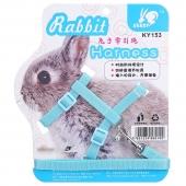 KY153凯莉兔子牵引绳(颜色随机)