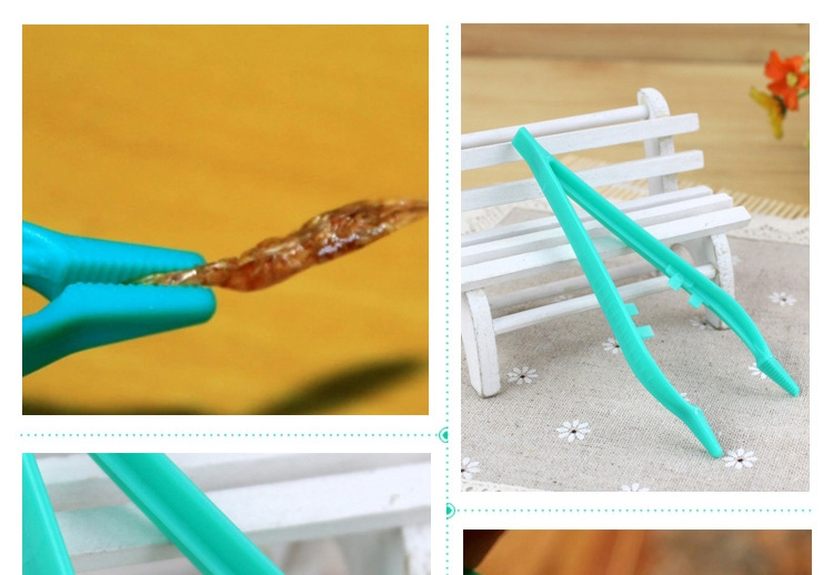 Reptile Structure 爬虫活体夹镊子塑料喂食钳 蜥蜴陆龟昆虫蝎子蜘蛛蜈蚣适用