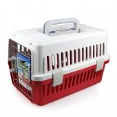 爱丽思IRIS 航空箱ATC-460网上赌博网托运便携笼旅行箱 小型犬猫适用