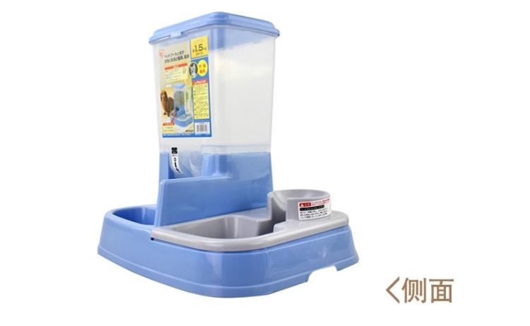 爱丽思IRIS 自动喂食喂水器 JQ-350 犬猫通用