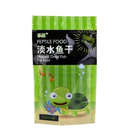 乐基高蛋白面包虫干淡水虾干天然鱼干 小图 (0)