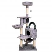 怡亲多可特 欧洲标准E1级环保板龙舌兰麻猫爬架