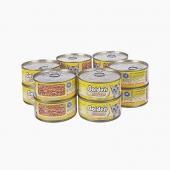 金赏Golden 金枪鱼+鸡肉丝味猫罐头170g*12罐 猫湿粮