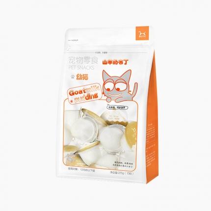 BOTH 幼猫山羊奶果冻零食布丁15g*15粒 猫零食