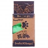 捣蛋鬼3卷装垃圾袋 宠物清洁用品 宠物拾便袋垃圾袋 狗狗便装带