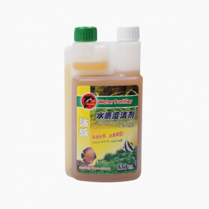 海豚 水質澄清劑 凈化水質/換水 澄清劑