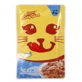 朗跃 猫用海洋鱼妙鲜包85g 猫湿粮