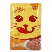 朗跃 猫用金枪鱼妙鲜包85g 猫湿粮