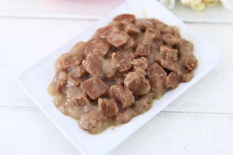 派迪乐犬用妙鲜包零食嫩滑鸡肉100g