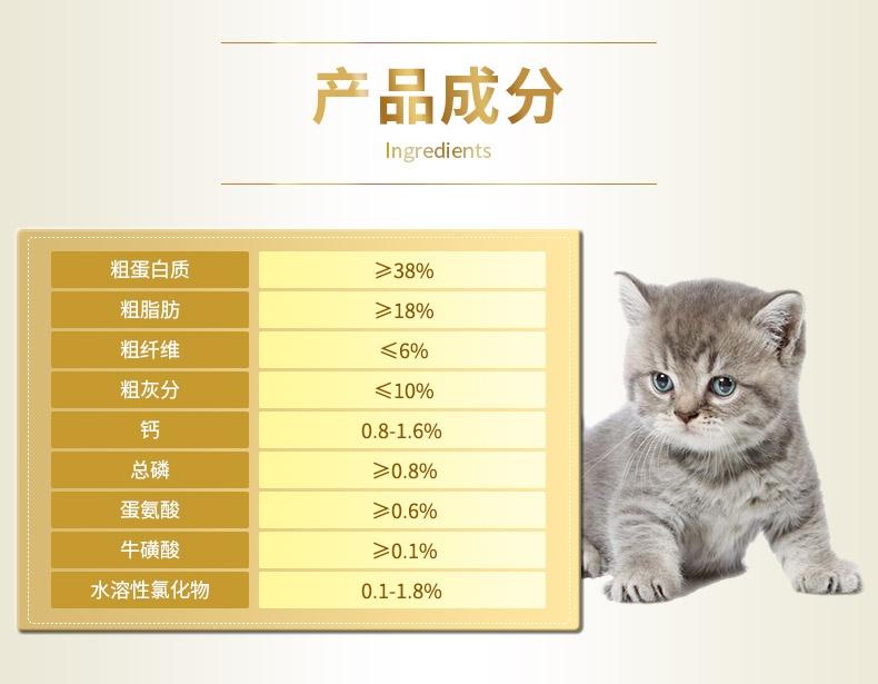 佩玛思特 幼猫及怀孕母猫粮10kg