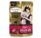 麦富迪 狗用清炖牛肉 肉粒包95g*12包