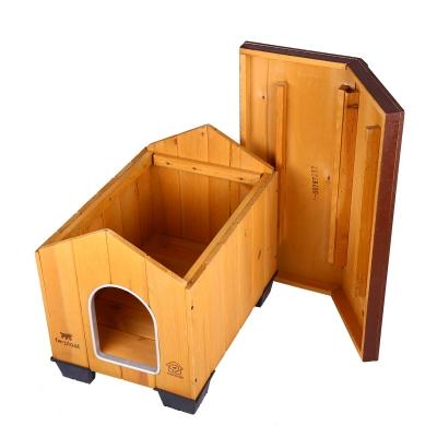 金毛中大型犬木质狗窝