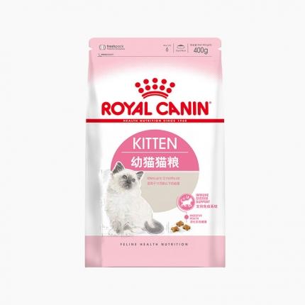 法国皇家ROYAL CANIN 12月龄以下幼猫粮400g K36