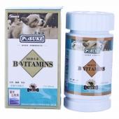 菩施康 猫狗宠物 B族维生素 犬猫狗狗营养维生素 150片/瓶