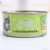 珍味 金枪鱼+鸡肉猫罐头170g*10罐装