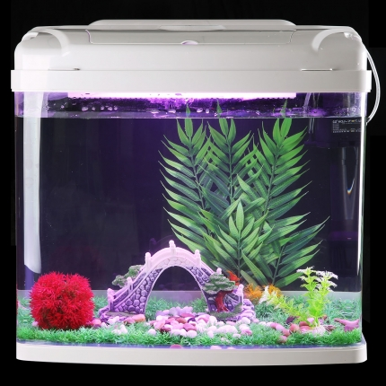 聚宝源造景套餐 造景装饰套餐水草假山40~60cm鱼缸通用(不含缸) 小图 (0)